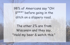 98% of Americans say...