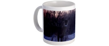 Whitetail Deer mug